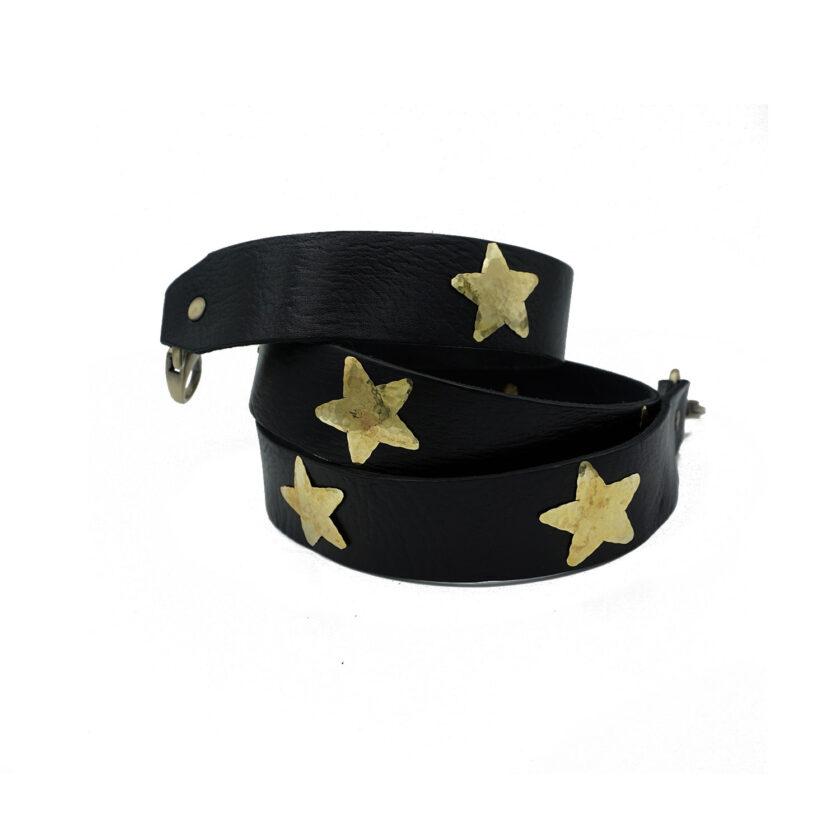 Bagstrap gold stars