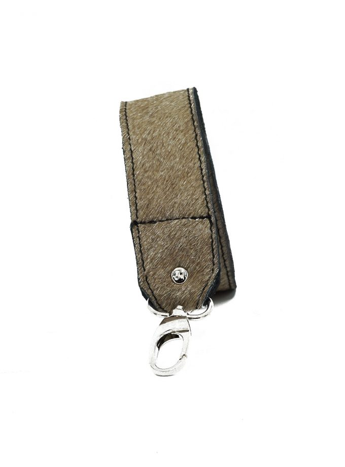 Bagstrap light brown front