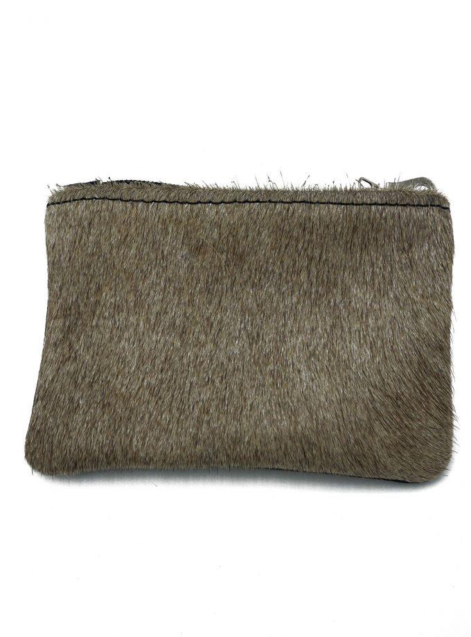 Light brown animal wallet