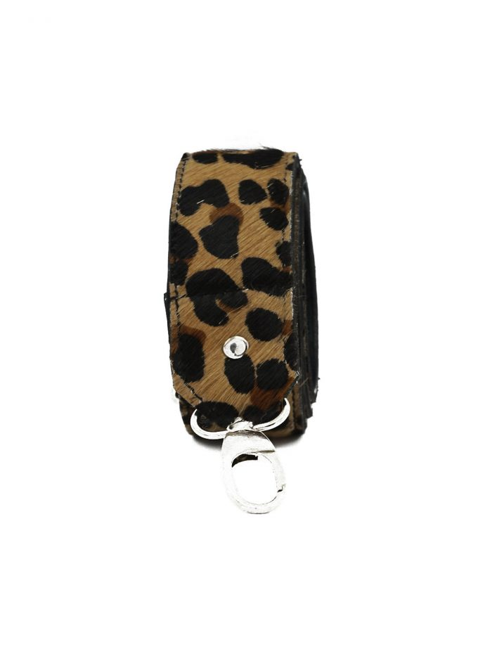 Leopard bagstrap